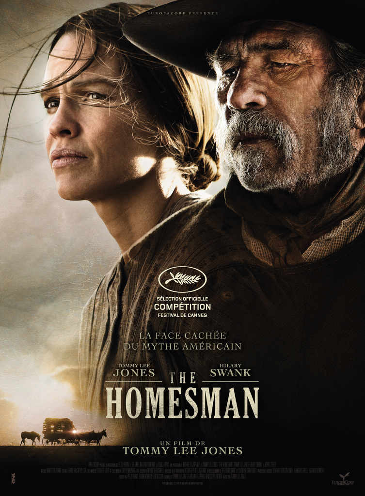 The Homesman Film 2014